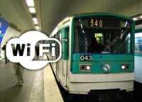 Бесплатный Wi-Fi на станциях метро и вокзалах Парижа