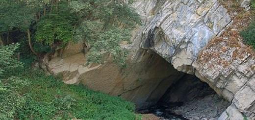 Пещера Han-sur-Lesse в Бельгии