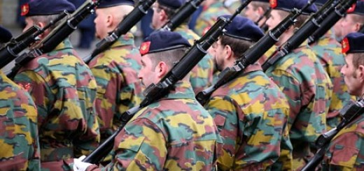 Бельгийская армия