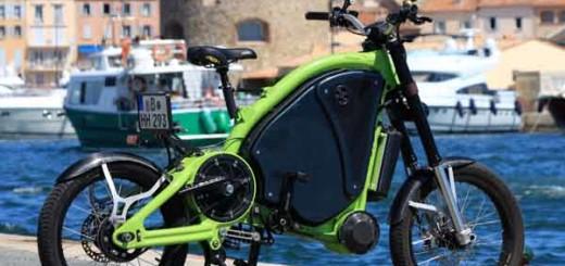 Электровелосипед в Бельгии