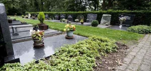 Сколько стоит место на кладбище в Бельгии