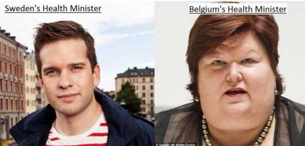 Министры здравоохранения