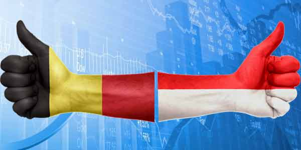 Бельгия-Индонезия ∆ LIFEBEL.com