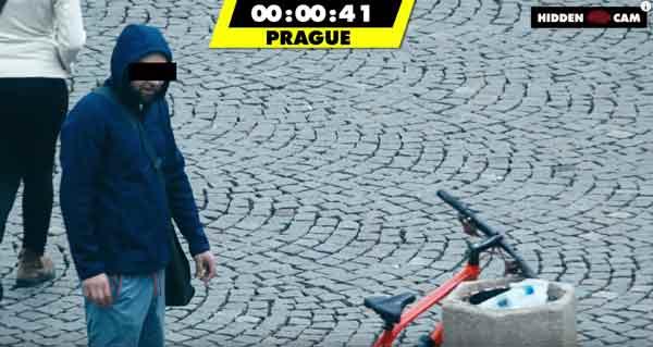Чемпионат среди воров велосипедов