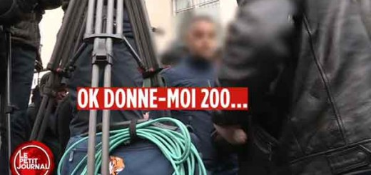 Владелец парижского ресторана продал видео с камеры наблюдения за 50 000 евро