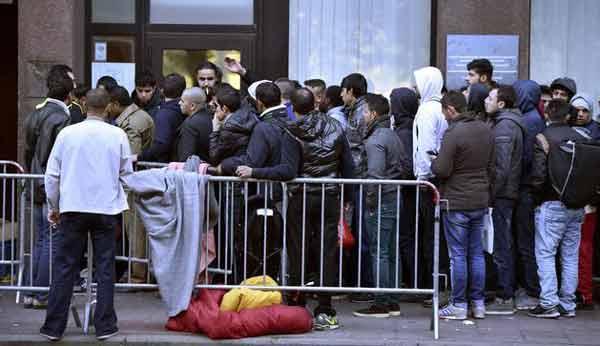 30 тыс. человек получили статус беженца в этом году