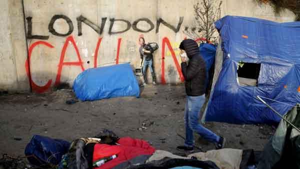 Почему беженцы не спешат во Францию