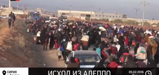 Новая волна беженцев устремилась в страны ЕС