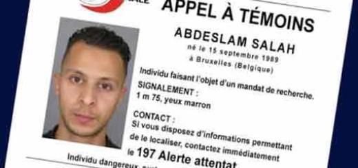 Задержание Салаха Абдельслама