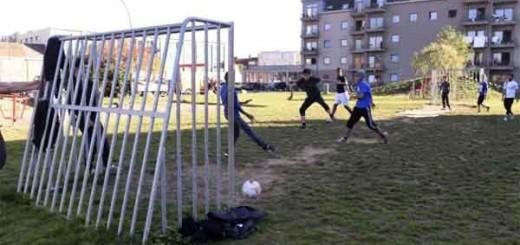 Беженцы пугают бельгийских детей