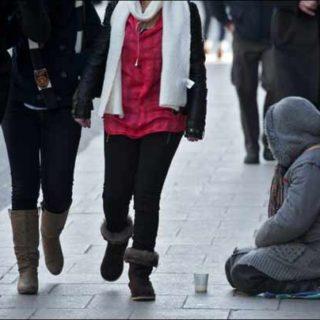 Бельгийцы за чертой бедности
