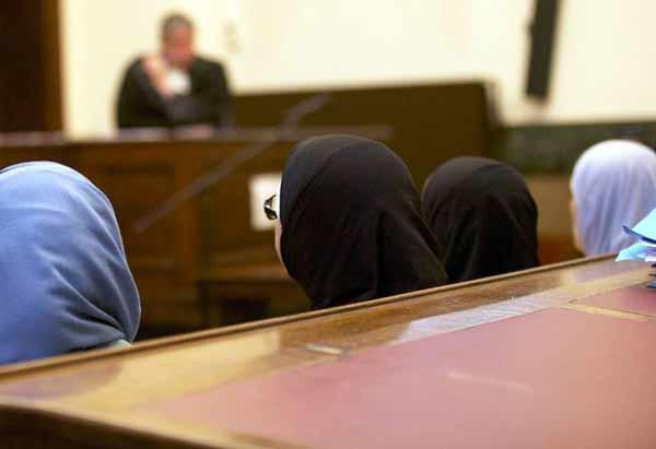 хиджаб на рабочем месте