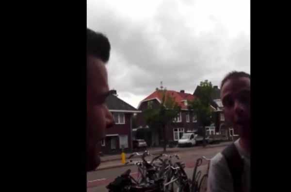 Расизм в Голландии