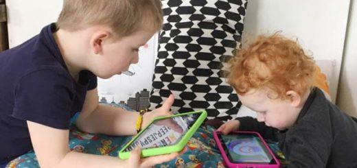 Сколько времени за гаджетами проводят бельгийские дети