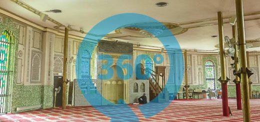 Большая мечеть Брюсселя