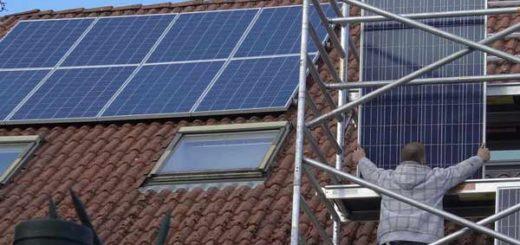 Налог на солнечные панели