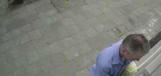 На фото преступник кэш-треппер