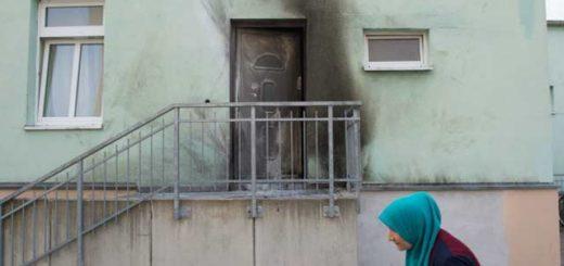 Два взрыва в Дрездене