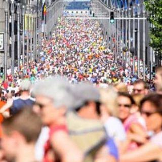 Евростат исследование: где больше всего иностранцев