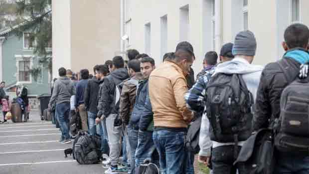 Иракские беженцы возвращаются к себе на родину