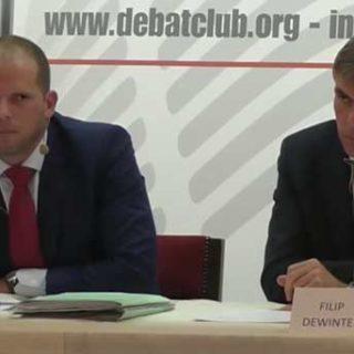 Тео Франкен и Филипп Девинтер