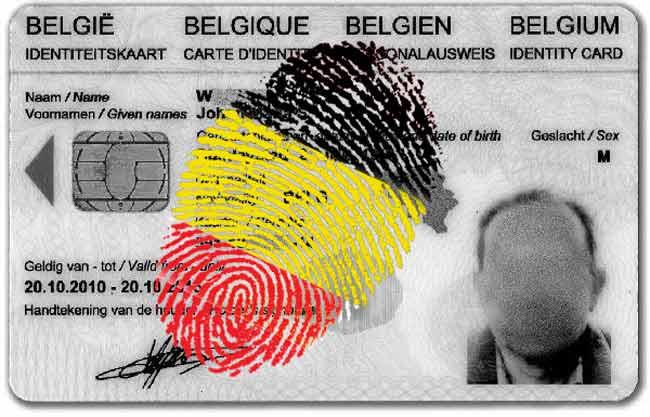 """В Бельгии введут паспорта нового типа: """"грядет нова эра..."""""""