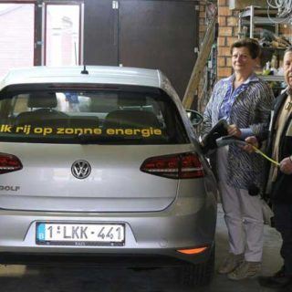 Самый экономный автомобиль Бельгии