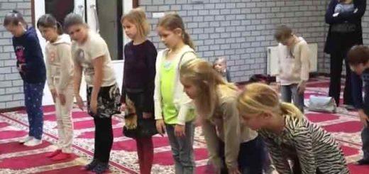 Урок ислама в голландских школах