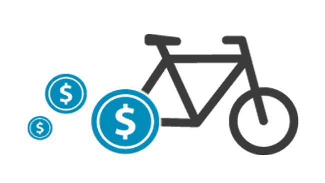 Премия за езду на велосипеде в Бельгии
