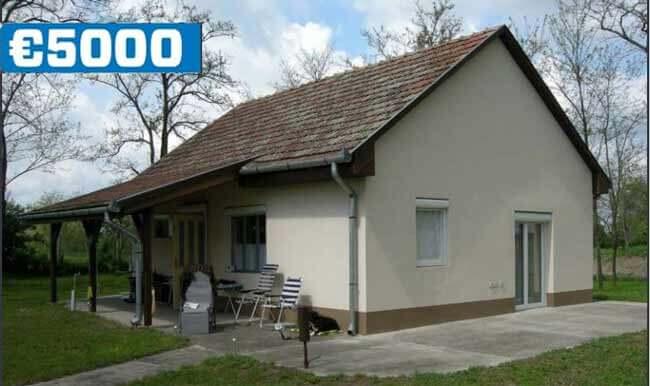 Недвижимость в Венгрии: Дом Лидие Покет и ее мужа в Вегрии