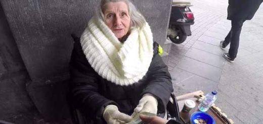 1500 евро для бездомных брюсселя