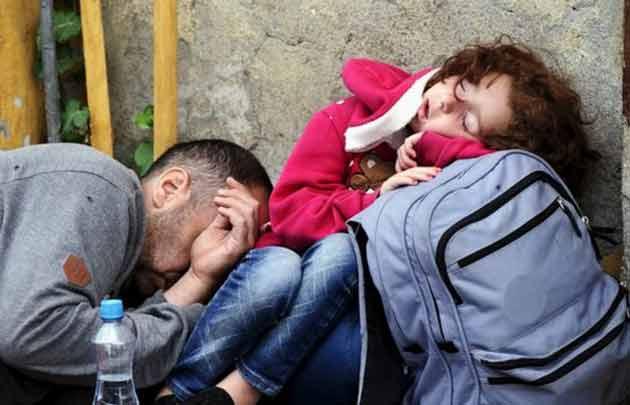 Бельгия незаконно выбрасывает на улицу тысячи мигрантов