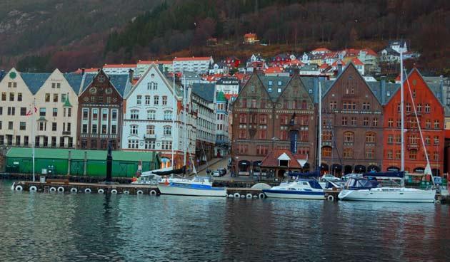 Норвегия - факты