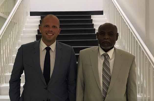 Суданская делегация приступила к идентификации нелегалов