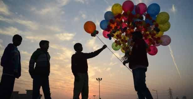 В Остенде хотят запретить воздушные шарики