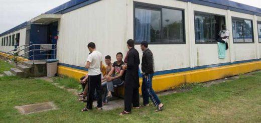 Смерть афганца в бельгийском приемном центре