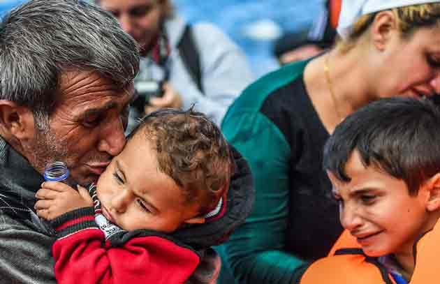 ЮНИСЕФ: Мигранты и дети беженцев находящиеся в Бельгию, крайне уязвимы