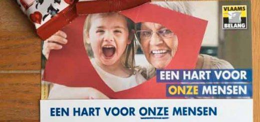 """Новая кампания Vlaams Belang: """"Закручивайте миграционный кран"""""""