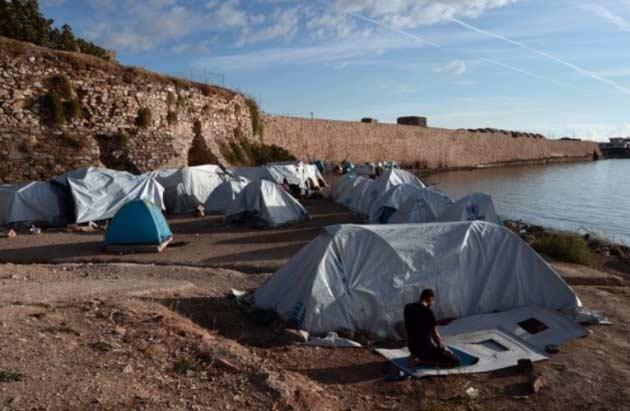 "Vluchtelingenwerk: ""Кризис беженцев еще не закончился"""