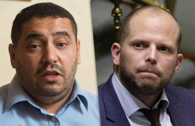 Государственный секретарь по вопросам убежища и миграции Тео Франкен критикует партийные позиции Редуэна Аруха, советника ислама в Андерлехте.