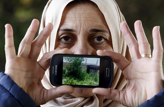 Логине из Сирии, со своим домом