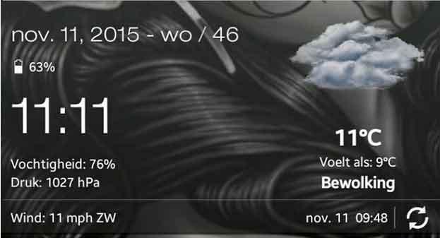 Погода в Бельгии