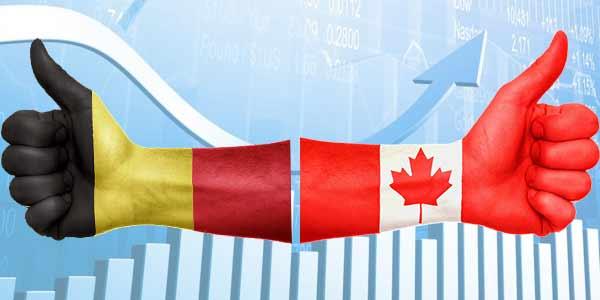 Жизнь в Бельгии VS Жизнь в Канаде