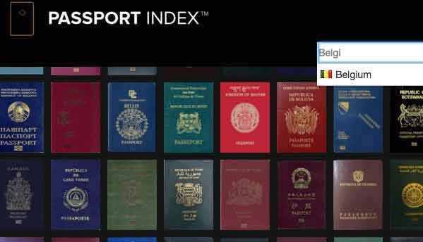 Тест паспорта