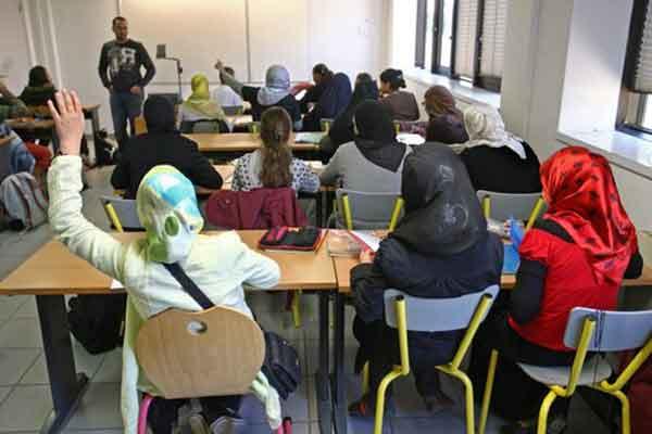 Мусульмане Брюсселя