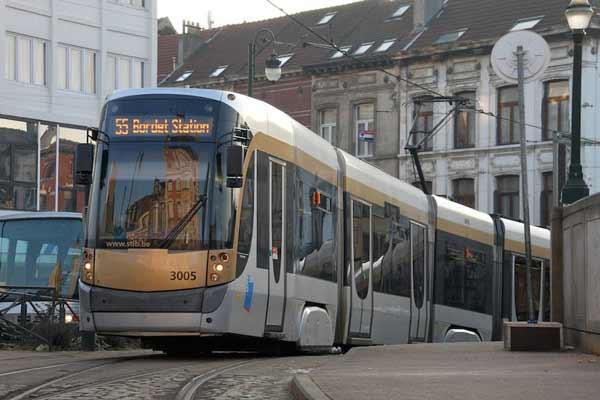 Трамвайная система Брюсселя