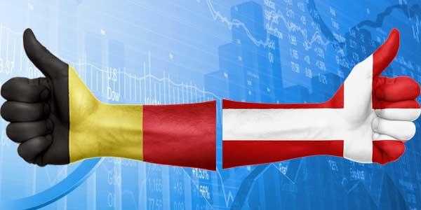 Бельгия VS Дания