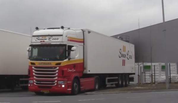 покилометровый налог на грузовой транспорт