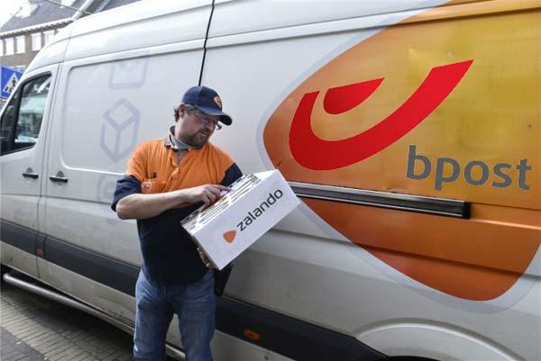 Бельгийцы тратят 199 евро в месяц на приобретение товаров через интернет