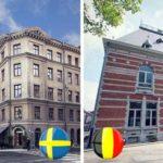 Брюссель - Стокгольм